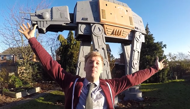 colin-furze-starwars-at-act-playhouse-2 ... https://www.youtube.com/watch?v=t8IYwnXgAj4