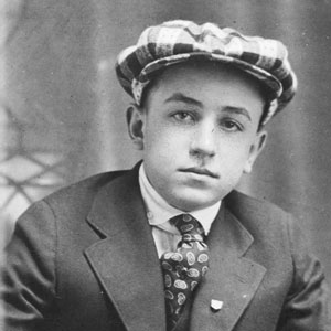 Young-Walt-Disney