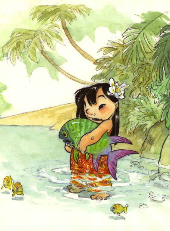 Lilo Chris Sanders