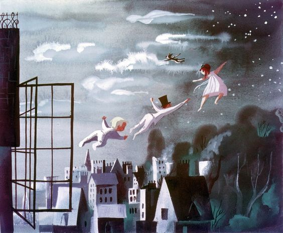 PeterPan Mary Blair